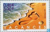 Timbres-poste - France [FRA] - Vacances