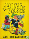 Comic Books - Perry Winkle - Sjors en Sjimmie als journalisten