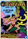 Comic Books - Tarzan of the Apes - Als het eiland sterft..!