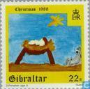 Briefmarken - Gibraltar - Children's