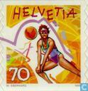 Postage Stamps - Switzerland [CHE] - Sports