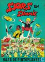 Strips - Sjors en Sjimmie - Sjors en Sjimmie naar de Pintoplaneet