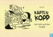 Comic Books - Kappie [Toonder] - Die Fahrt nach dem Südpol
