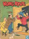 Strips - Kong Kylie (tijdschrift) (Deens) - 1955 nummer 37