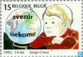 Postage Stamps - Belgium [BEL] - Children, actors of the future