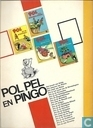 Bandes dessinées - Petzi - Pol als duiker