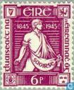 Postage Stamps - Ireland - Davis, Thomas