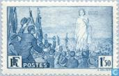 Postage Stamps - France [FRA] - Peace rally Paris