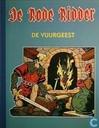 Bandes dessinées - Chevalier Rouge, Le [Vandersteen] - De vuurgeest
