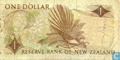 Bankbiljetten - Reserve Bank of New Zealand - Nieuw-Zeeland 1 Dollar