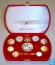 Coins - Vatican - Vatican mint set 2004 (PROOF)