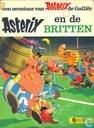 Comic Books - Asterix - Asterix en de Britten