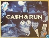 Board games - Cash & Run - Cash & Run
