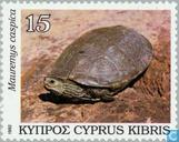 Postzegels - Cyprus [CYP] - Reptielen