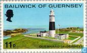 """Vuurtoren """"Quesnard"""" (Alderney)"""
