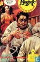 Strips - Maghella - De ziekte van Kazzenbal