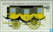 Postage Stamps - Germany, Federal Republic [DEU] - MOPHILA '85 Stamp Exhibition Hamburg