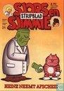 Strips - Sjors en Sjimmie Stripblad (tijdschrift) - Nummer  3