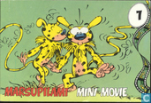 Bandes dessinées - Marsupilami - Mini movie 1