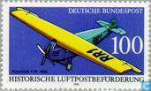 Postage Stamps - Germany, Federal Republic [DEU] - Transport Of Mail