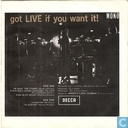 Platen en CD's - Rolling Stones, The - Got live if you want it