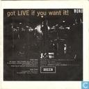 Disques vinyl et CD - Rolling Stones, The - Got live if you want it