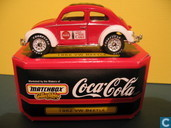 Model cars - Matchbox - Volkswagen Kever 'Coca-Cola'