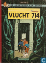 Comic Books - Tintin - Vlucht 714