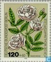 Timbres-poste - Berlin - Roses