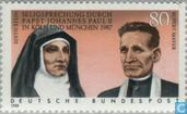 Postage Stamps - Germany, Federal Republic [DEU] - Canonized Edith Stein and Rupert Mayer