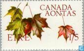 Postzegels - Ierland - Canada 1867-1967