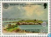 Postage Stamps - Man - Europe – Nature conservation