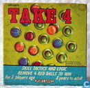 Board games - Take 4 - Take 4 / Neem 4