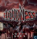 Vinyl records and CDs - Loudness - Lightning strikes