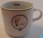 Céramique - Tintin - Het Gebroken Oor : mok