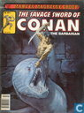 Bandes dessinées - Conan - The Savage Sword of Conan the Barbarian 61