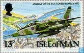 Postzegels - Man - R.A.F.A. 1928-1978