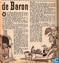 Comic Books - Bumble and Tom Puss - de Baron