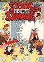 Strips - Sjors en Sjimmie Stripblad (tijdschrift) - Nummer  6