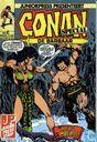 Comic Books - Conan - De heks in het moeras !
