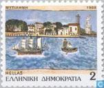 Briefmarken - Griechenland - Provinzhauptstädte