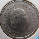 Coins - the Netherlands - Netherlands 25 cents 1960