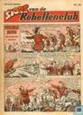 Strips - Sjors van de Rebellenclub (tijdschrift) - 1956 nummer  34