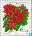 Timbres-poste - Suède [SWE] - Fleurs de Noël