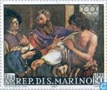 Postzegels - San Marino - Guercino