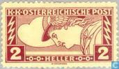 Timbres-poste - Autriche [AUT] - Mercury