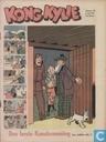 Bandes dessinées - Kong Kylie (tijdschrift) (Deens) - 1951 nummer 28