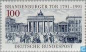 Brandenburg Gate 1791-1991