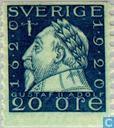 Postage Stamps - Sweden [SWE] - Gustavus Adolphus