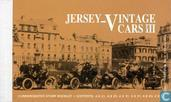 Postage Stamps - Jersey - 1999 Classic Cars 880